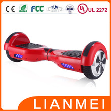 Factory Wholesale Self Balancing Scooter 2 Wheel Smart Balance, 6.5 Inch Hoverboard 2 Wheel Smart Balance