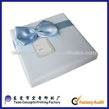 Decorative visiting card box