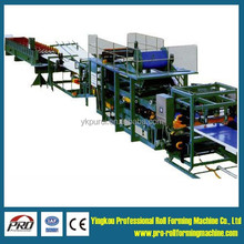 Sandwich Panel Roll-Forming Machine/Building construction