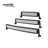 Aftermarket Car Parts 50 inch 288W 4x4 Cree Led Car Light Curved Led Light bar Off road arch bent auto led light