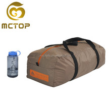 Wholesale CE approved professional hot selling competitive price 3-4 person solar camping tent