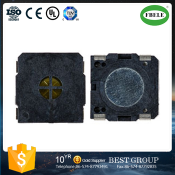 FB-15SMD2 0.5watt mini SMD mylar speaker, power dynamics speakers (FBELE)