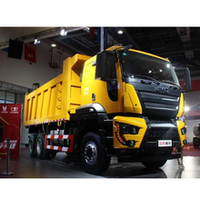 390HP JMC 6X4 Construction Mine Tipper/Dump Truck with parts