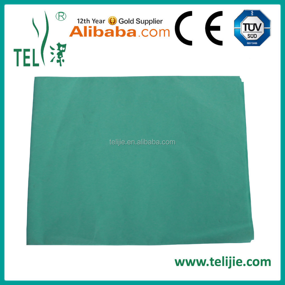 high quality medical crepe paper of factory price trade assurance supplier