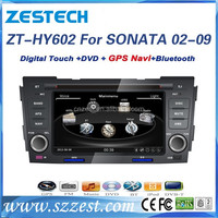 automotive electronic accessories 2 din car radio CD player for Hyundai Sonata 2002-2009 car radio with dvd gps system,bluetooth