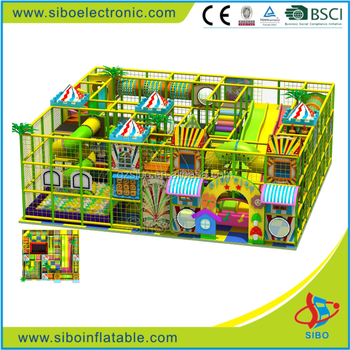 GM-SIBO fun kids indoor home playground indoor playground equipment sale