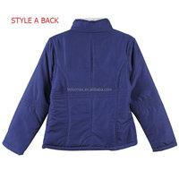 Cheap Ladies Padded Jacket Stock,140508
