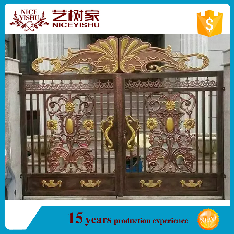 Nature Simple Aluminum Gate Designs For Wall Compound   Cast Aluminum  Ornaments   Latest Wrought Iron Gate Design For Farm. List Manufacturers of Compound Wall Grill Design  Buy Compound