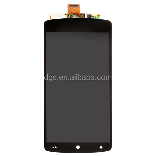 replacement repair parts for LG Google Nexus 5 D820 D lcd display with touch screen digitizer and frame assembly alibaba express