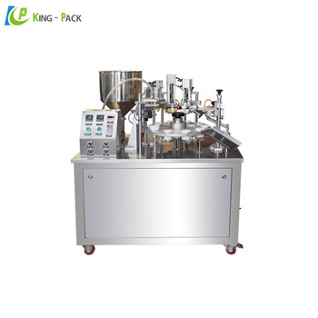 Chemical products plastic tube sealing machine for pigment, filling and sealing machine