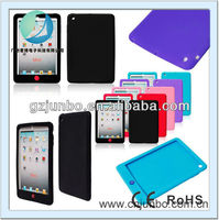 Smart soft silicon case for ipad 2/3/4