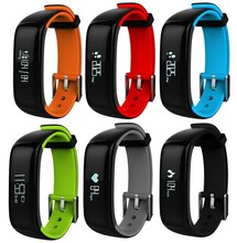 P1 Bluetooth Smartband Blood Pressure Heart Rate Monitor Wristband Waterproof For Android/IOS