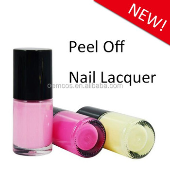 Water Base Peel off Nail Art Gelart Nail Beauty Gel Nail Polish (8ml)