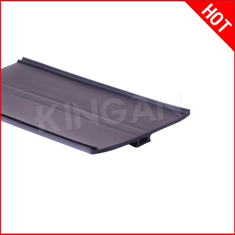 Solar panel flat rubber seal strip