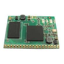 Low power openwrt embedded wireless module MT7620A