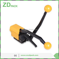 A333 Manual steel band strapping tool,portable steel band strapping machine