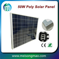 High efficiency poly solar panel 100W 120W 150W 160W solar energy system