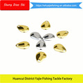 Free Samples !!! New Gold/Sliver Bulk Metal Blades Wholesale Mini Metal Spoons