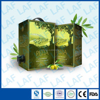 Aseptic Oil Bag In Box for Olive Oil, Sunflower Oil,Palm Oil