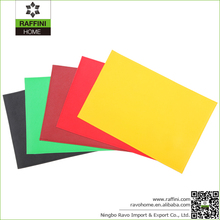 Wholesale Fashion PU Leather Placemats And Coasters For Promotion Gift,Trade Assurance!!!