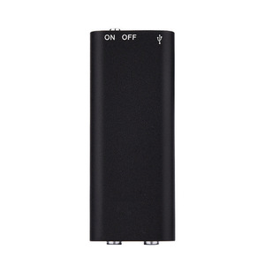Rechargeable Activated Sound 8GB Flash Drive Voice Recorder USB Portable Recording Pen