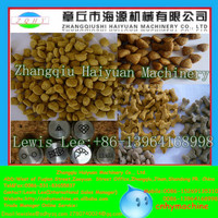 Haiyuan 200-300kg/h with CE/ISO Certificate dry dog food machine