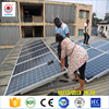 roof mounted PV module 190w 200w mono solar panels for home system use