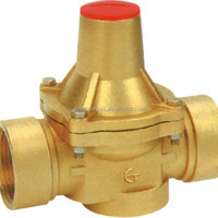 Brass Pressure Reducing Valve For Water