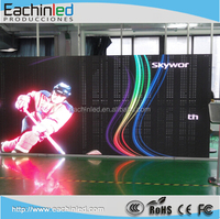 P8.925 stage decoration cortina de leds video pantallas led exterior
