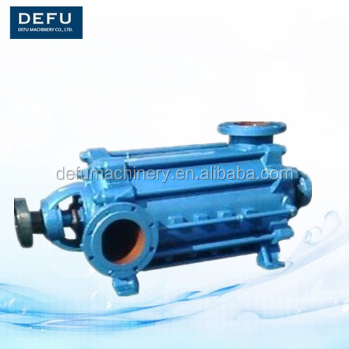 D series horizontal multistage electric motor Industrial wastewater pump