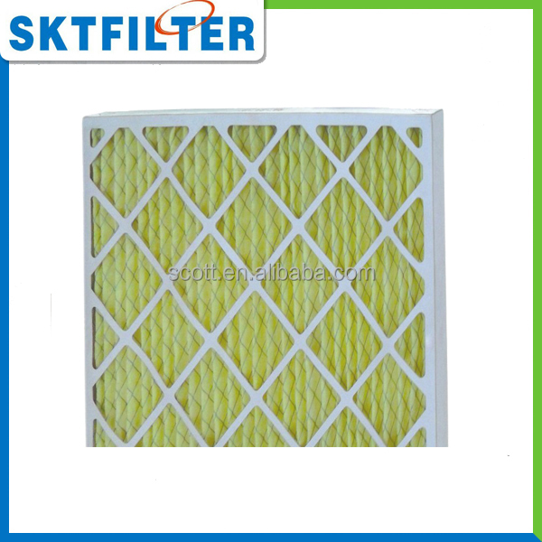 Good G4 Primary Air Filter with Cardboard Paper Frame
