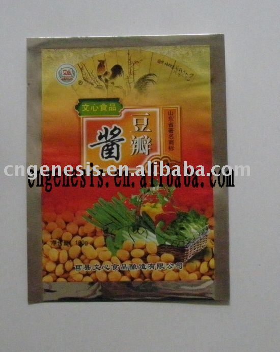 Vacuum Food Pouch/ plastic PE food bag