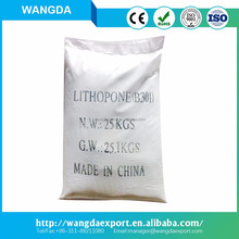 Competitive factory price China factory lithopone b301 powder price