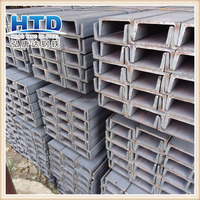 structural steel section steel beam c shape perforated strut channel steel
