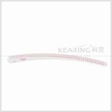 46cm curve stick ruler sew tailor vary form curves flexible plastic garment curve rulers ( Kearing )