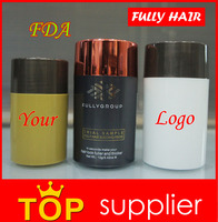 Hair concealing powder Fully keratin hair building fibers support OEM