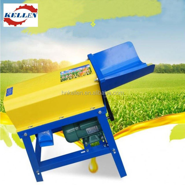 Safe and reliable agriculture corn thresher farm machine
