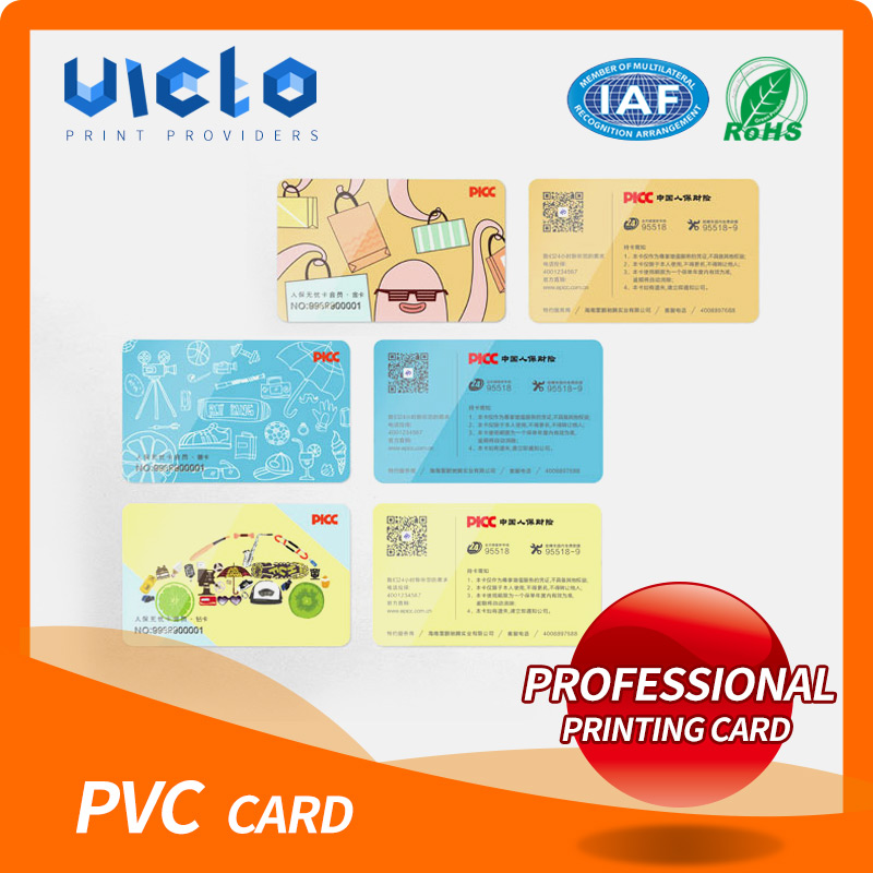 The lowest price PLASTIC BARCODE GIFT CARD China manufacturer supplier