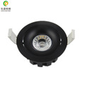 sunset dim china led manufacturer led downlight with reflector lens 0-100% dimming warm widely used for Europe market