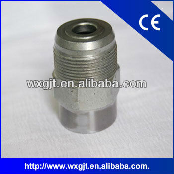 Alloy steel cnc mixing machine parts with high precision