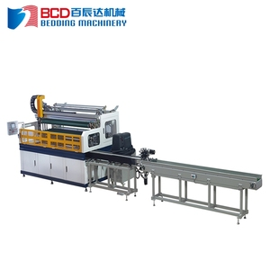 Second hand manual mattress spring coiling making machine