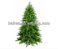 "7"" 210cm PE Hinged Automatic Christmas trees"