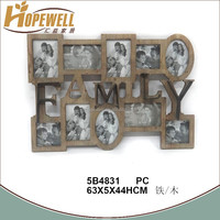 picture frames photo wooden antique , oval photo frame custom