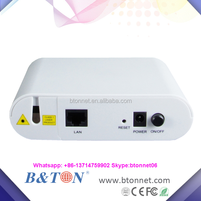 Compatible with Many OLT Fiberhome EPON GPON GEPON Single Fiber ONU