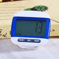 5pcs Black Digital LCD Run Step Run Pedometer Walking Calorie Counter Distance Clip-on
