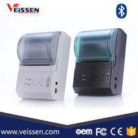 Wireless small size portable 58mm thermal receipt printer with linux driver