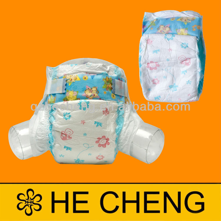 Hot Sale Style for Nigeria JC Trade Diapers