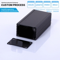 ABS Outdoor Enclosure Case Electrical Junction Box PG9 Terminal Box 46.2*29.6*90mm Industry Tool