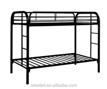 Durable cheap used metal adult bunk beds for sale