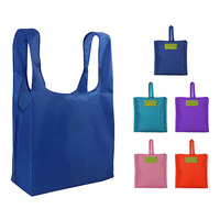 Women's Fashion Portable Folding Reusable Shopping Bag
